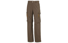 Columbia Boy's Silver Ridge Convertible Pant major/heatwave